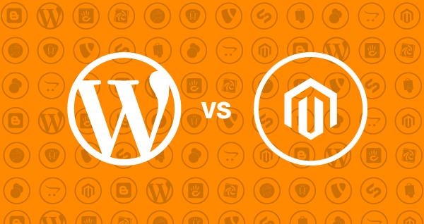 WordPress and Magento eCommerce Platform